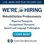Cape Cod Health Now Hiring PT OT SLP
